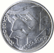 500 Escudos (Eça de Queiroz) -  reverse
