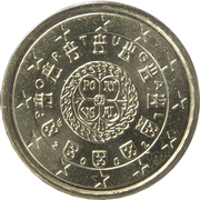 10 Euro Cent (1st map) -  obverse