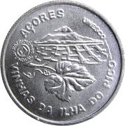 2½ Euro (Vinha da Ilha do Pico) -  reverse