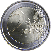 2 Euro (Family Farming) -  reverse