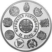 7½ Euro (Viriato; Silver) -  obverse