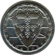25 Escudos (Cortes de Coimbra) -  obverse