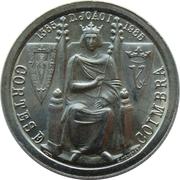 25 Escudos (Cortes de Coimbra) -  reverse
