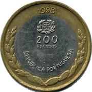 200 Escudos (Expo '98) -  obverse