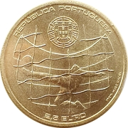 2½ Euro (Football World Cup Brazil) -  obverse