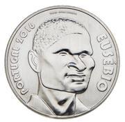 7½ Euro (Sport Heroes - Eusébio) -  reverse