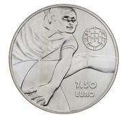 7½ Euro (Sport Heroes - Eusébio) -  obverse