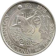 1000 Escudos (International Year of Oceans) – reverse