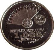 1000 Escudos (International Year of Oceans; Proof issue) – obverse