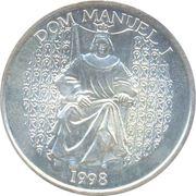1000 Escudos (Dom Manuel I) – reverse