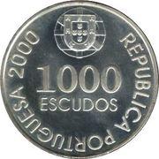 1000 Escudos (D João de Castro) -  obverse
