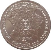 5 Euro (Isabella of Portugal) -  obverse