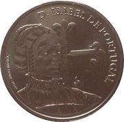 5 Euro (Isabella of Portugal) -  reverse