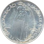 1000 Escudos (Our Lady of Conception) -  reverse