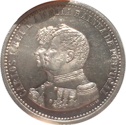 500 Reis - Carlos I (Discovery of India) -  obverse