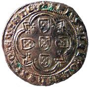 Real Branco - João I (Lisboa mint) – reverse