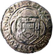 Espadim - Afonso V (Lisboa mint) – obverse