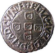 ½ Real - Manuel I (Porto mint) – reverse
