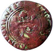Real - Manuel I (Porto mint) – obverse