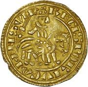 Morabitino - Sancho II – obverse