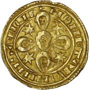 Morabitino - Sancho II – reverse