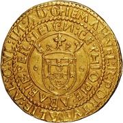 Português - Manuel I – obverse