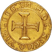 Português - Manuel I – reverse