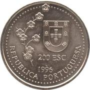 200 Escudos (Taiwan) -  obverse