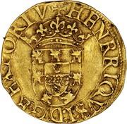 500 Reais - Henrique I – obverse