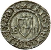 ½ Real - João I (Porto mint) – reverse