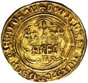 Escudo - Afonso V – obverse