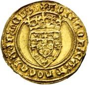 Escudo - Afonso V – reverse