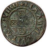 Real - Manuel I (Lisbon mint) – reverse