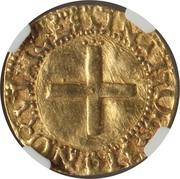 Cruzado - João III – reverse