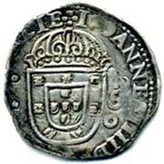 ½ Cruzado - João IV (Lisboa) – obverse