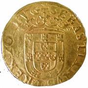 500 Réis - Sebastião I – obverse