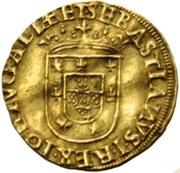 ½ São Vicente - Sebastião I – obverse