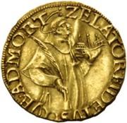 ½ São Vicente - Sebastião I – reverse