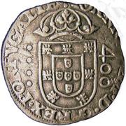 Cruzado - João IV (Porto) – obverse