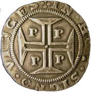 Cruzado - João IV (Porto) – reverse