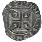 ½ Cruzado - Afonso VI (Évora) – reverse