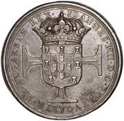 Conceição (600 Réis) - João IV – obverse