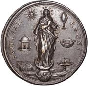 Conceição (600 Réis) - João IV – reverse