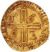 4 Cruzados - Afonso VI – reverse