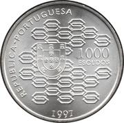 1000 Escudos (Credito Publico) -  obverse