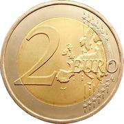 2 Euro (Human Rights) -  reverse