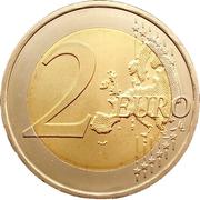2 Euro (Portuguese Republic) -  reverse