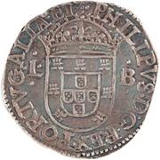 Tostão - Filipe III – obverse