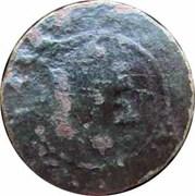 1½ Réis - Afonso VI – reverse