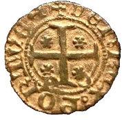 ¼ Real Cruzado - João I (Porto Mint) – reverse